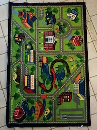 Kids Play Rug Mogadore