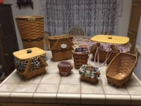 Longaberger Baskets 2334 mi