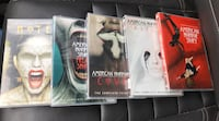 American Horror story seasons 1-5 , T6S 1G3