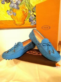 Used Tods Gomino Loafers Very Mint  Gatineau, J8X 3J1