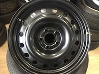 "Steel rims 15""16""17""18"" available  Toronto, M9W 6T5"