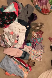 Girls size 3 clothing Mississauga, L5M 8A4