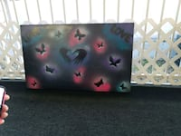 Hand painted table top Ceres, 95307