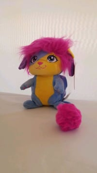 Plush Popples Lulu Henderson, 89014