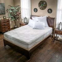 white and brown floral bed mattress Los Angeles, 90065