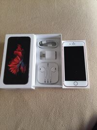 iPhone 6S.  64 GB Mint condition  3740 km