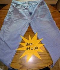 Mens Jeans - Size 44 x 30 - Faded Glory  Indianapolis, 46224