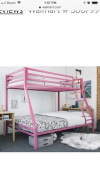 Bunk bed and a small sectional two piece / best offer  Warren, 48091