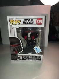 New Star Wars Funko Pops! Mint in Box 2020 Mandalorian Falls Church, 22042