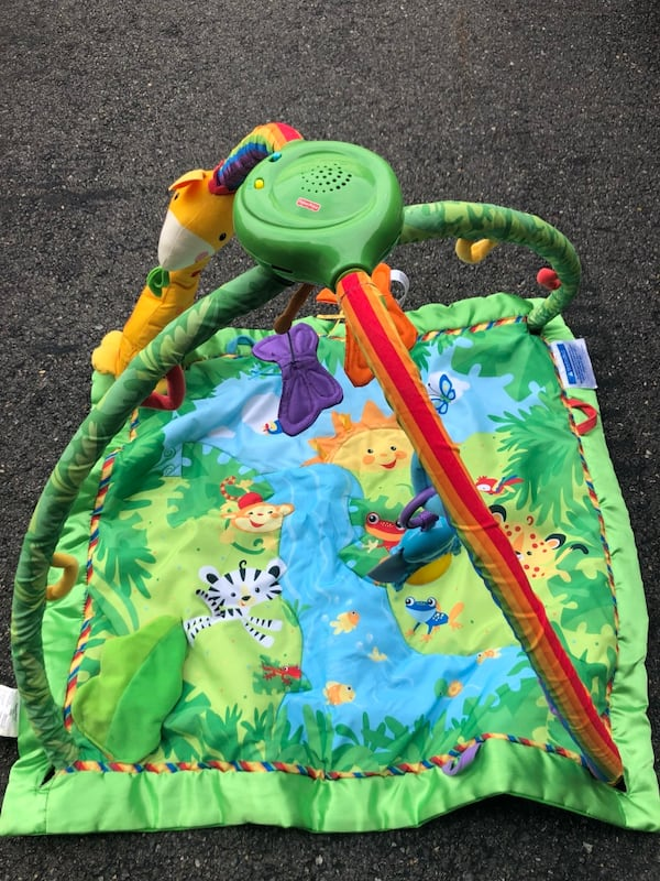 Fisher price Rain Forest play mat 1