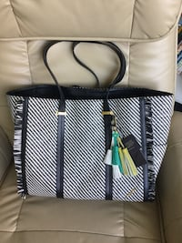 Brand new with tag Brian Atwood large tote 萨里, V4N