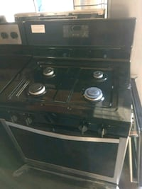 New stainless stell gas stove Santa Ana, 92704