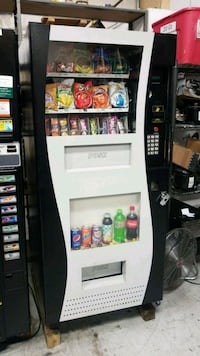 Fully refurbished combo vending machine  Gaithersburg, 20879