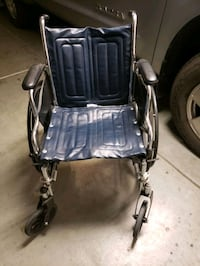Wheelchair with oxygen thank holder Montebello, 90640
