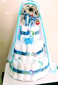 Diaper cake i go by how much i spend on cake Winchester, 22601