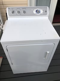 Gas dryer GE