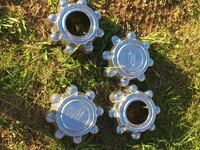 Ford Stock Hubcaps