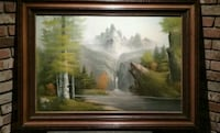 """Majestic Mountain"" - Oil Painting by: H ANTONE Folsom, 95630"