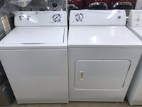 white washer and dryer set Kirkland, H9J