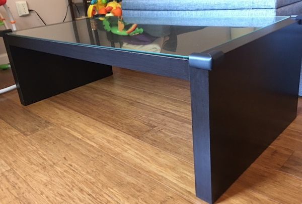 Ikea Coffee Table With Gl Top