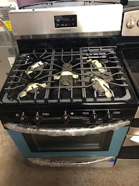 "Brand New Frigidaire 30"" gas stove 5 burners 6 months warranty Baltimore, 21207"