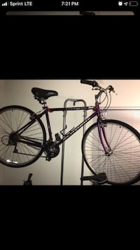 18 in Schwinn searcher express bike
