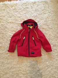 red zip up jacket Uppsala, 753 34