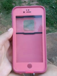 pink Lifeproof iPhone case LaGrange, 30241