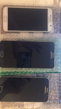 Galaxy s6  white/black and note 5 Oakville, L6L 3C2