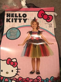 Hello Kitty Rainbow toddler costume Whitchurch-Stouffville, L4A 1J9