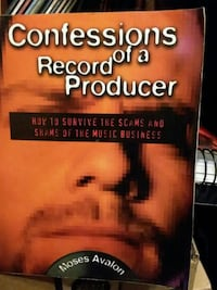 Confessions of a Record Producer Detroit, 48213