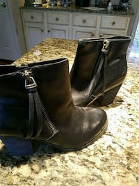 Mark Fisher leather booties 52 km