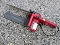 Electric chainsaw Springfield, 65801