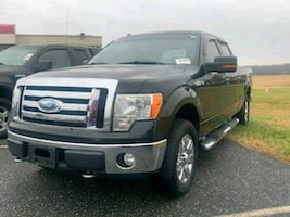 2009 Ford F-150 Lariat 4x4 SuperCrew 157-in