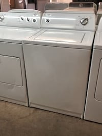 Whirlpool Super Capacity Plus Washer And Electric Dryer  Oklahoma City, 73119