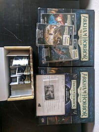 Arkham Horror Living Card Game Core and Expansions Los Angeles, 90012
