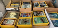 Huge lot (500 books) National Geographic Sayville, 11741