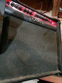 Crate guitar amplifier Newport News, 23607