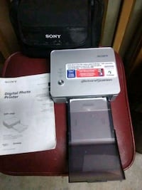 Sony Digital Photo Printer with Carrying Case DPP FP-30 Des Moines, 50313