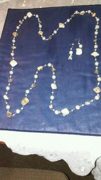 Necklace with earrings  Cutler Bay, 33189