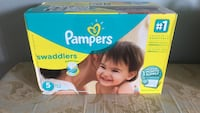Size 5 diapers Hanover, 17331