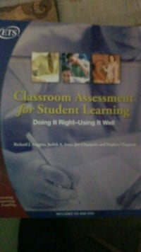 ETS Classroom Assessment for Student Learning Manassas