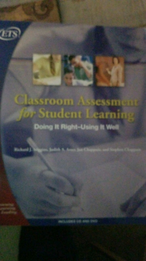 ETS Classroom Assessment for Student Learning