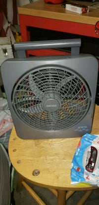 gray and red air cooler Dixon, 95620