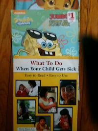What to do when your child gets sick and  coloring books Hyattsville, 20784