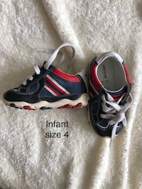 EUC infant/toddler geox