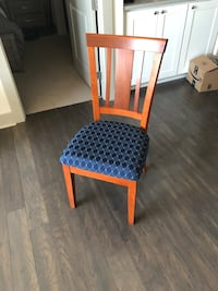 Reupholstered Dining Chair 27 km