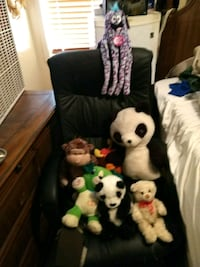 7 Stuffed Animals Edmonton, T6X 1C2