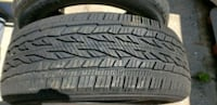 Continental Tires P275/55 R20