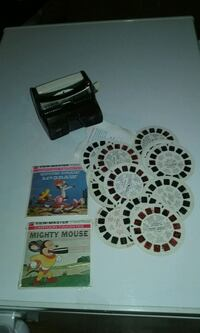Sawyers lighted View-Master  Somerville, 02145